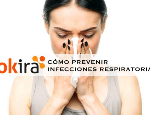 Cómo prevenir infecciones respiratorias