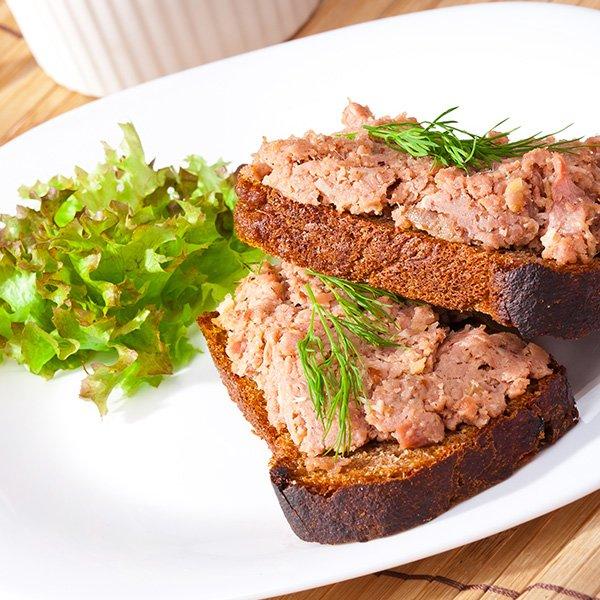 Patés y carnes vegetales