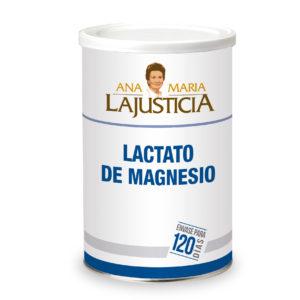 Lactato de magnesio de Ana maría Lajusticia