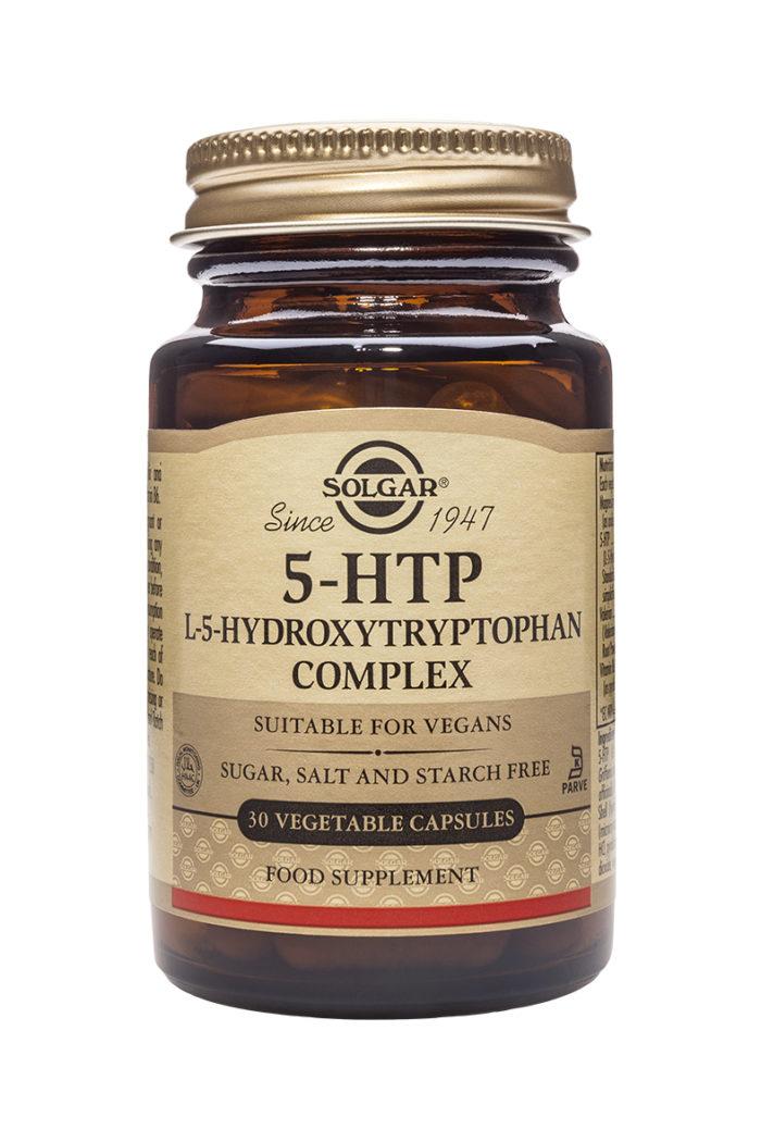 5-HTP (HIDROXI TRIPTOFANO). 30 Cápsulas